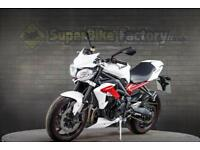 2014 64 TRIUMPH STREET TRIPLE R ABS - NATIONWIDE DELIVERY AVAILABLE