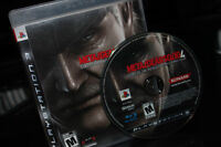 PS3-METAL GEAR SOLID 4-GUNS OF THE PATRIOTS