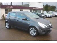 2012 VAUXHALL CORSA 1.4 SE 5dr Auto