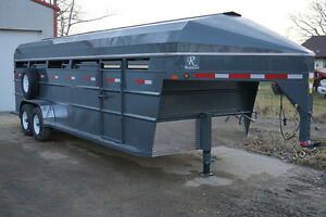 Corral Panels and Livestock Trailers