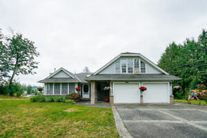 2 LEGAL Homes! 6.1 acres situated in a very desirable area.