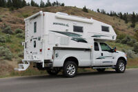 Northern Lite Truck Camper 8.11 foot -Excellent Condition-