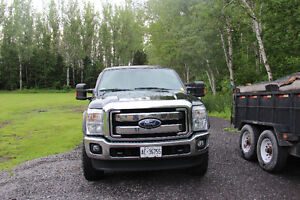 2011 Ford F-350 super cab Pickup Truck