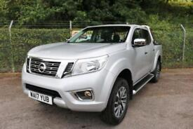 2017 Nissan Navara Double Cab Pick Up N Connecta 2.3dCi 190 4WD 4 door Four W...