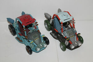 2008 TMNT Teenage Mutant Ninja Turtles Dune Buggies