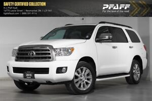 2015 Toyota Sequoia Limited 5.7L 6A