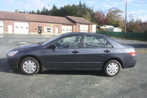 2003 Honda Accord Save 700.00 Now 3250.00