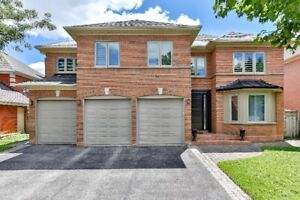 Stunning Richmond Hill Home For Rent - 4bd/5bth, Fully Furnished