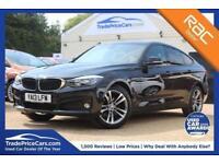 2013 BMW 3 SERIES 2.0 320D SPORT GRAN TURISMO 5D AUTO 181 BHP DIESEL