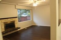 Location! Rancher house 3 bedroom two blocks to coquitlam center