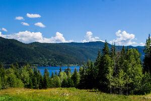 Deluxe Lake-Country Acreage