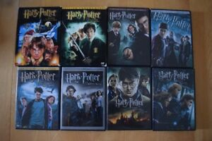 DVD - Harry Potter - 5$ ch.