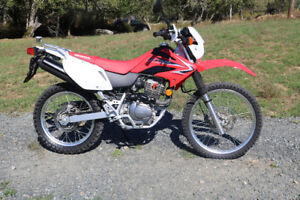 Honda CRF230L 2011 (REDUCED)