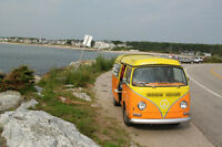 Location – Westfalia Volkwagen Camper 71