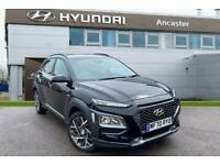 2020 Hyundai Kona 1.6 GDi Hybrid Premium 5dr DCT Automatic Hatchback Petrol/Elec