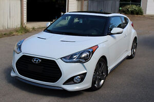 2013 Hyundai Veloster Turbo Coupe (3 door) Hatchback
