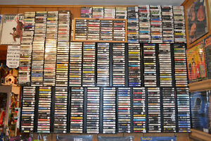 250 MORE ROCK TAPES ARRIVED HALF PRICE ON ALL TAPES! CASSETTES! Windsor Region Ontario image 1