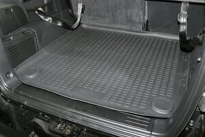 Fully-Tailored-Rubber-Trunk-Liner-Mat-Boot-Cargo-Tray-Ssang-Yong-REXTON-II-2006