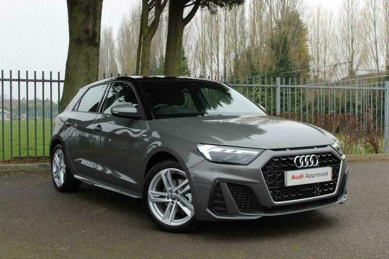 Audi A1 2019 35 Tfsi S Line 5dr Hatchback In Coventry West Midlands Gumtree