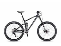 ktm lycan lt 273,650b,160mm travel,full sus,mtb...size large...21 inch..53cm