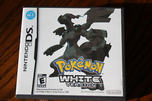 Pokemon White