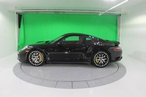2014 Porsche 911 Turbo S Coupe PDK