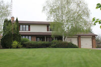 Beautiful Country Home with Acreage