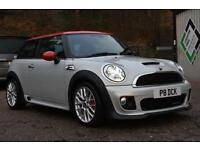 2013 Mini 1.6 John Cooper Works 208ps Great Spec Low Mileage Car Silver