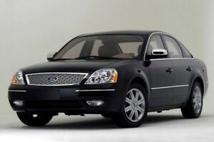 2005 Ford Five Hundred Sedan certified and emission