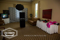 Photo booth turnkey business for sale