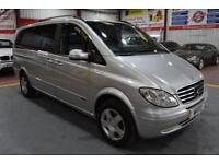 2006 W MERCEDES-BENZ VIANO 2.1 CDI LONG AMBIENTE 5D AUTO 150 BHP DIESEL
