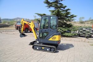 2018 Cloud Pillar 1.8 Ton Mini Excavator(18 Month Warranty)