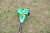 WEED EATER GRASS TRIMMER