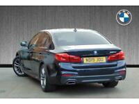 2019 BMW 5 Series 520d M Sport Saloon Auto Saloon Diesel Automatic