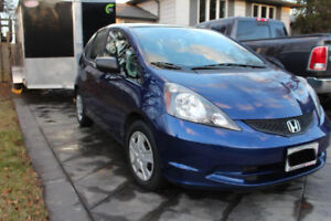 2014 Honda Fit DX-A For Sale