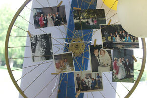 Decoration for 50th Wedding Anniversary best offer London Ontario image 9