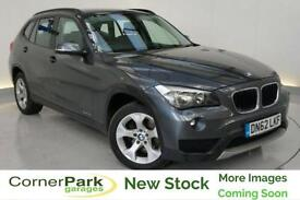 2012 BMW X1 SDRIVE18D SE ESTATE DIESEL
