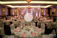 Linen Rentals for your Wedding or Party!