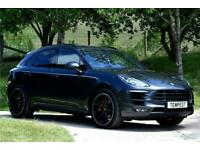 2016 Porsche Macan Turbo (very high spec) Auto Estate Petrol Automatic