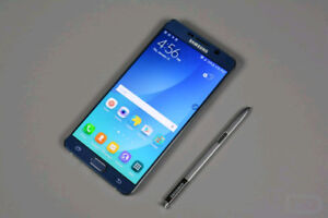 Samsung Note 5 Blue Unlocked