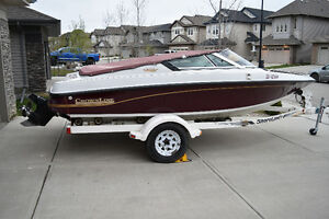 1993 Crownline 180 Excellent Condition Ready for the Lake