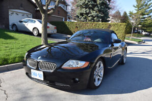 2003 BMW Z4 3.0i Coupe SOLD