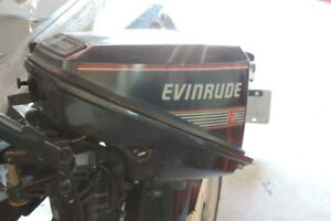 Two Cycle : Evinrude 9.9 HP
