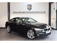 2016 16 BMW 4 SERIES 3.0 435D XDRIVE M SPORT 2DR AUTO 309 BHP DIESEL
