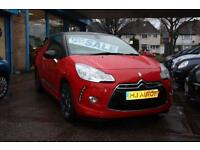 2011 61 CITROEN DS3 1.6 DSTYLE PLUS 3DR 120 BHP