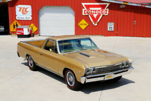 1967 Chevrolet El Camino Matching Numbers, 396, 400TH, 12 bolt