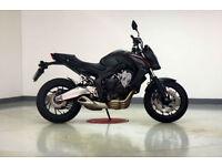 Honda CB650FAE Naked