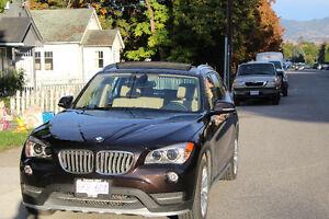 2015 BMW X1 5 doors SUV, Crossover