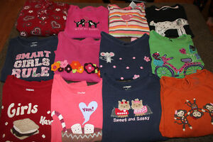 X-Large Lot Of Girl 4-5T Gymboree Fall/Winter Clothes