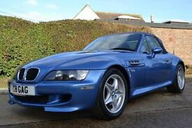 1998 BMW Z SERIES 3.2 M ROADSTER CONVERTIBLE PETROL